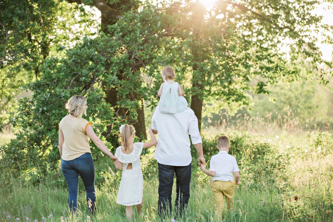 Liebevolle Eltern sein