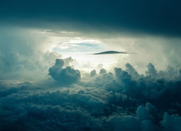 12. Station – Jesu Aufnahme in den Himmel