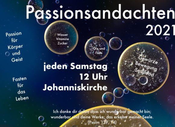 Passionsandachten 2021